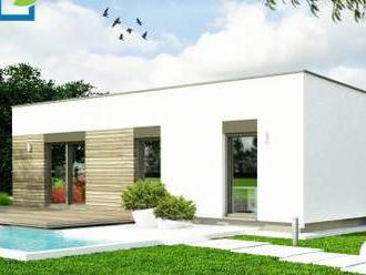 Na predaj 4 izbová ekologická montovaná novostavba domu RELAX