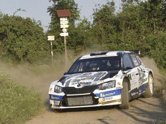Mareš ovládl Rallye Hustopeče a dostal se do čela MČR