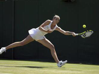 Sesterskou premiéru na WTA zvládla lépe Kristýna Plíšková