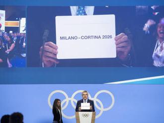ZOH v roce 2026 uspořádají Milán a Cortina d'Ampezzo