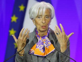 Lagardeová a Draghi varují před dopady obchodní války, i na ČR