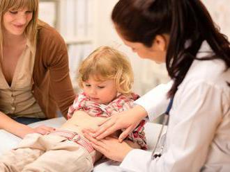 Liečba hnačky u dojčených a nedojčených detí