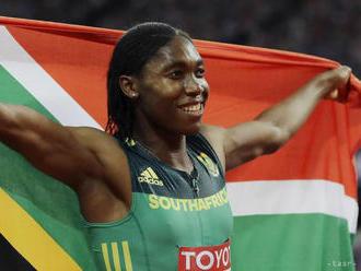 Semenyová zvíťazila na 2000 m v Montreuil, boj proti IAAF nevzdá