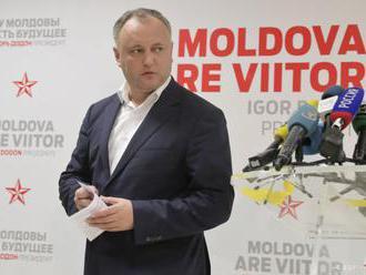 Predsedníčka moldavského parlamentu žiada PDM odovzdať moc novej vláde