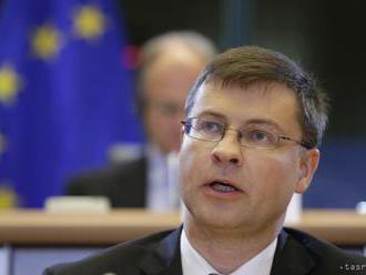 Lotyšsko chce mať aj naďalej v Európskej komisii Valdisa Dombrovskisa