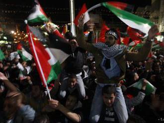 Palestínčania odsúdili rozhodnutie presunúť moldavskú ambasádu
