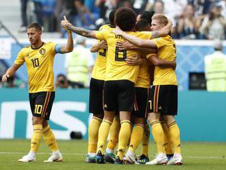 Slováci v rebríčku FIFA na 31. priečke, na čele stále Belgičania