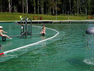 Biokúpalisko Sninské rybníky otvára letnú sezónu v sobotu