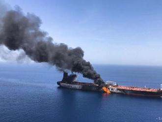 Japonsko po útoku na tanker v Ománskom zálive vojakov nevyšle