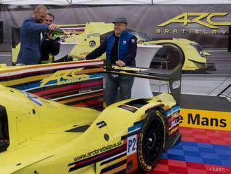 ARC Bratislava odstartuje Le Mans 2019 s Mirom Konôpkom