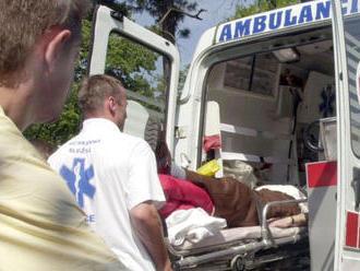 Záchranári počas štvrtka pomohli 92 pacientom po kolapsoch z horúčav