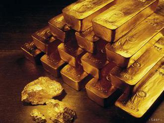 Cena zlata rastie a je najvyššia za viac než 1 rok