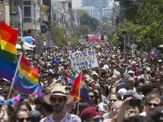 V Tel Avive sa začal najväčší pochod za práva LGBT na Blízkom východe