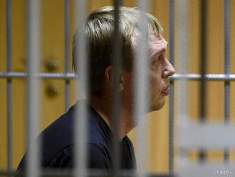 Ruský novinár Golunov vyjadril obavy o svoju bezpečnosť