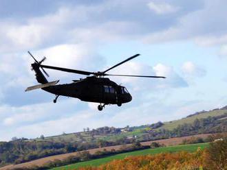Rezort obrany sa ohradzuje voči tvrdeniam o zákaze preletu vrtuľníkov