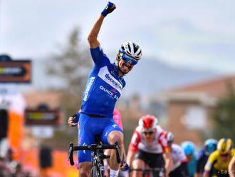 Alaphilippe zvíťazil v 6. etape pretekov Criterium du Dauphine