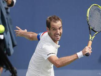 Gasquet postúpil do semifinále turnaja ATP v 's-Hertogenboschi