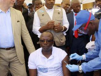 Epidémia eboly v KDR nie je medzinárodnou hrozbou