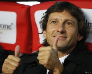 Leonardo sa stal staronovým športovým riaditeľom PSG