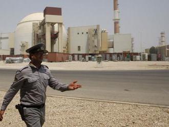 Irán o desať dní prekročí limit zásob uránu stanovený jadrovou dohodou