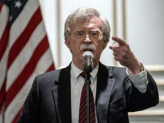 Bolton: Spojené štáty sú stále ochotné rokovať s Iránom