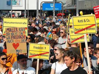 Průlom v Berlíně: Město vyvlastní chátrající bytový dům, opraví ho a znovu pronajme