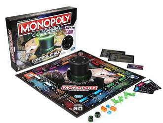 New voice-activated banker Monopoly means you can never cheat     - CNET