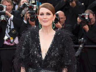 Julianne Mooreová si do Varů přijede pro Křišťálový glóbus, uvede tu manželův film