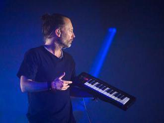 Radiohead kvůli hackerovi zveřejnili ukradené nahrávky, které nikdy neměly vyjít