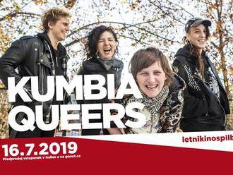 Kumbia Queers na Špilberku