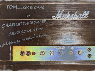 TJG a Charlie The Bomber na Špilberku