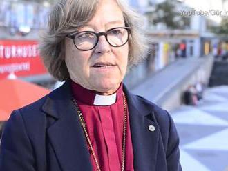 Švédska biskupka tvrdí, že má viac spoločného s moslimami. Voči kresťanom má odpor