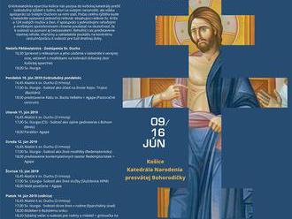 Pozvánka na duchovnú obnovu Svätosť na dosah – Svätosť u  zasvätených