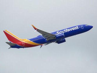 Southwest Airlines nepočíta s obnovením letov Boeingu 737 Max do septembra