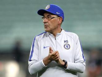 Juventus sa dohodol na odstupnom s Chelsea za trénera Sarriho