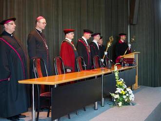 V badínskom seminári sa uskutočnilo posledné Te Deum a promócie