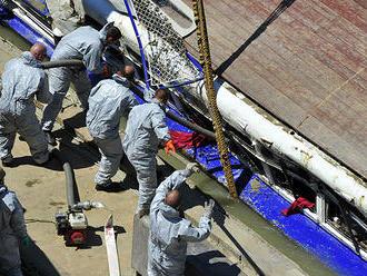Vyšetrovanie potopenia lode Hableány pokračuje; vypočuli už 230 ľudí