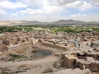 V meste Ghazní sa zrútila starobylá veža
