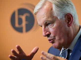 Barnier: Dohoda o brexite je jediným dokumentom o riadenom odchode Británie z EÚ