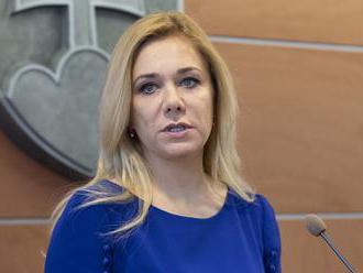Saková: Tender na dodávateľa ŠPZ zdržala problematika patentu