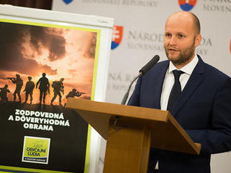 """OĽANO predstavilo program """"Zodpovedná a dôveryhodná obrana"""": """"Je to najlepší obranný program v"""