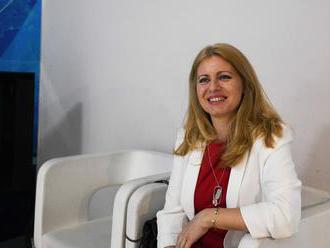 Čaputová: Chcem byť prezidentkou všetkých a s vládou mať konštruktívny dialóg