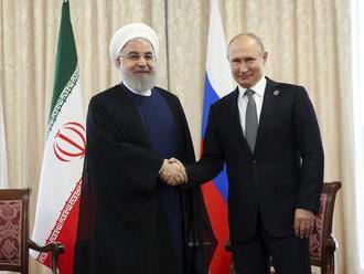 Prezident Rúhání chce bližšie vzťahy s Ruskom