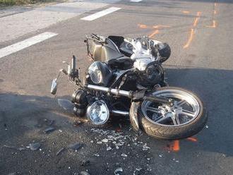 Polícia: Nehoda motocyklistu v Môlči je varovaním pre iných, aby jazdili bezpečne