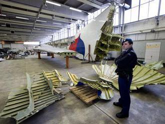 Na budúci týždeň odhalia nové zistenia o lietadle zostrelenom nad Ukrajinou