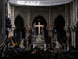 Na obnovu Notre-Dame prišlo iba 9 % zo sľúbených miliónov