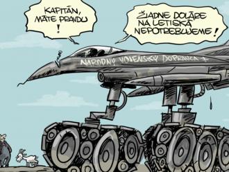 Musíme sa brániť pred ministerstvom obrany