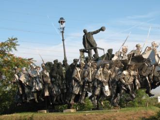 Ako pred sto rokmi maďarskí boľševici obsadili východ Slovenska