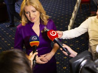 Aký bude Čaputovej prvý rok: Slovensku vyberie premiéra a oslávi 30 rokov od Nežnej