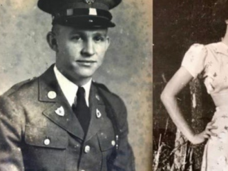 7 dobrých správ: Ich láska vydržala 75 rokov, americký vojak znova stretol Francúzku, do ktorej sa z
